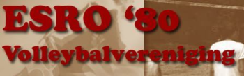 Volleybalvereniging Esro 80