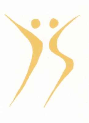 Logo Danssa geel