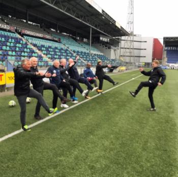 Walking Football gedraaid
