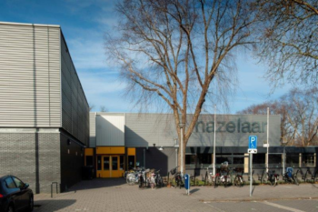 Sporthal Hazelaar Rosmalen 5662