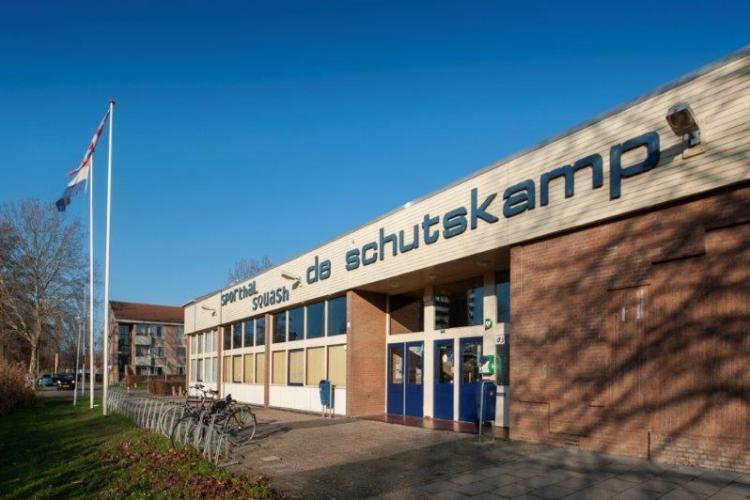Open dag bij Sporthal de Schutskamp
