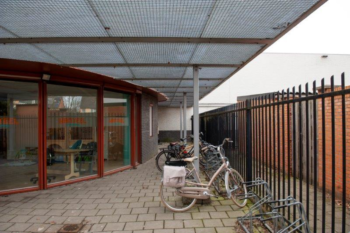 Sportzaal Educatief Centrum Hintham