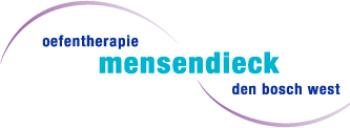 Logo oefentherapie mensendieck den bosch west
