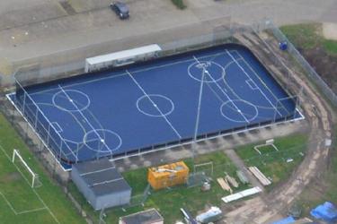 Handbalveld Hambaken