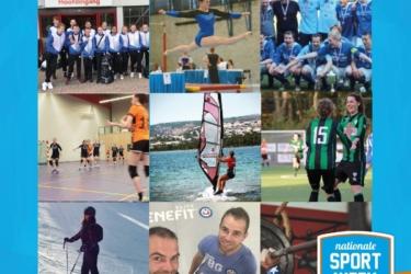 Nationale Sportweek 2018: meld je aan met jouw club!