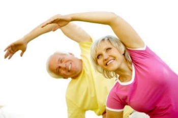 Gym, 70 jaar en ouder