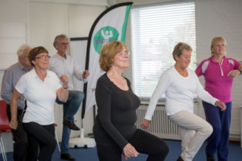 Gym, Beweeg u Fit! (65 jaar en ouder) Buurthuis Graafswijk Noord