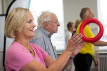 Gym, Beweeg u Fit! (65 jaar en ouder) Wijkcentrum De Stolp