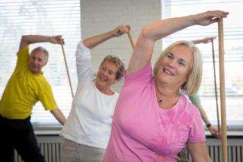 Gym, Beweeg u Fit! (65 jaar en ouder) SCC De Helftheuvel