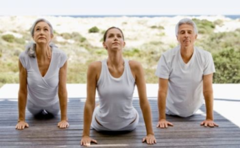Yoga, Beweeg u Fit! (65 jaar en ouder) SCC De Schans