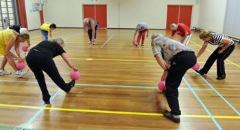 Gym, Beweeg u Fit! (65 jaar en ouder), Theater De Speeldoos
