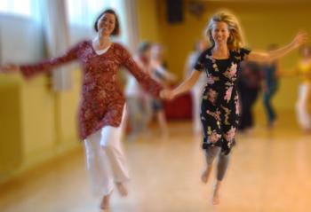 Dans in zaal
