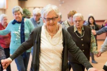Dans Werelddans, Beweeg u Fit! (65 jaar en ouder) SCC De Helftheuvel