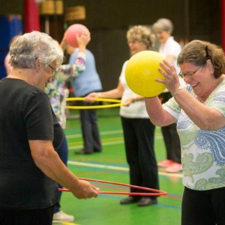 Gym, Beweeg u Fit!  Woonzorgcentrum Nieuwehagen