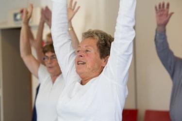 Gym, Beweeg u Fit! (65 jaar en ouder) SCA De Slinger
