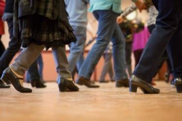 Dans lijndans, Beweeg u Fit! (65 jaar en ouder) SCC De Helftheuvel