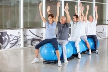 Fitness Ouderen