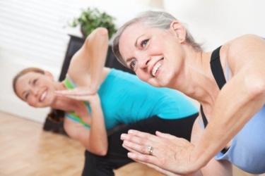 Yoga, Beweeg u Fit! (65 jaar en ouder)
