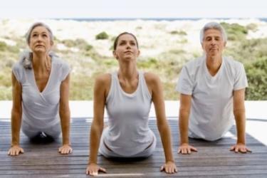 Yoga, Beweeg u Fit! (65 jaar en ouder) Wijkcentrum De Stolp