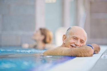 Zwemmen senioren