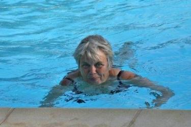 Zwemmen Vrouw