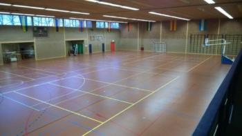 Schutskamp Zaal