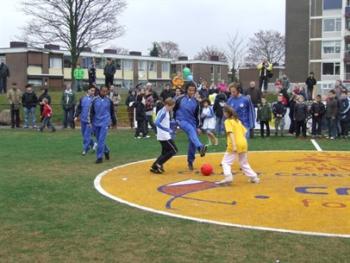 Cruyff Court FC Den Bosch