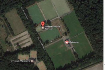 Hockeycomplex Sportpark Maliskamp