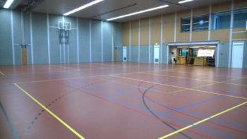 HDR Sportzaal