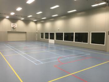 Gymzaal Eerste Rompert 2
