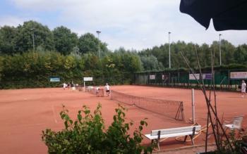 Tenniscomplex Ball Point Sportpark de Schutskamp