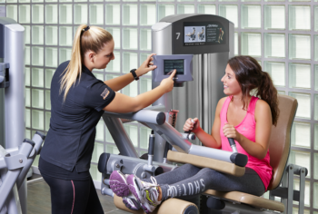 Sportiom fitness personal trainer