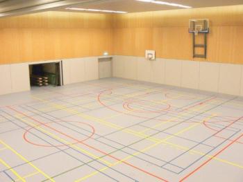 Sportzaal Churchilllaan