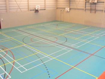 Sportzaal Meerwijkweg