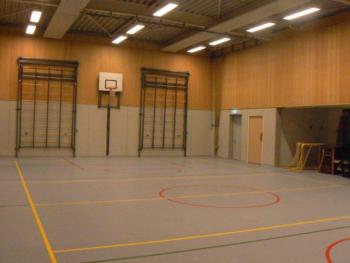 Jan Olieslagerstraat Gymzaal Binnen