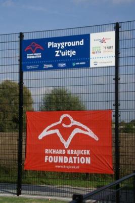 Krajicek Playground Z'uitje