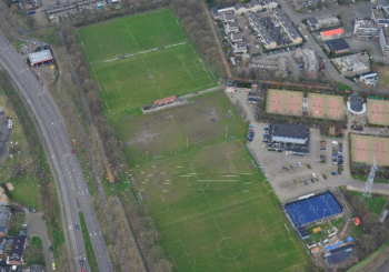 Voetbalcomplex OSC'45 Sportpark Noord