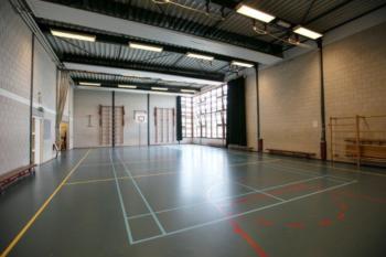 gymzaal BBS Hambaken
