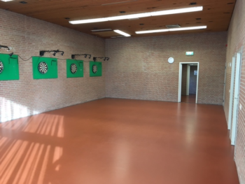 Instructielokaal Schutskamp