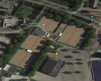 Tenniscomplex De Hambaken