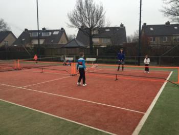 Tenniscomplex Sportpark Duyn en Dael
