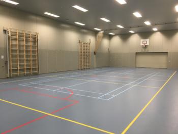 Gymzaal Eerste Rompert 1