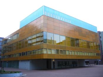 Gymzaal Stedelijk Gymnasium