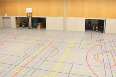 Sportzaal Churchilllaan
