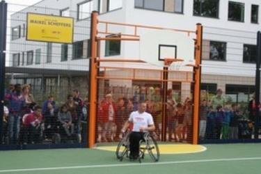 Cruyff Court Maikel Scheffers