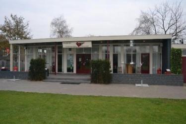 Eikenhage veld en clubhuis