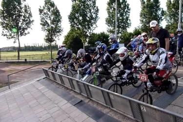 Fietscrossbaan Nuland