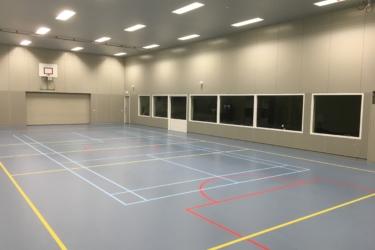 Gymzaal Eerste Rompert