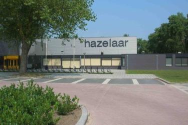 Hazelaar voorgevel
