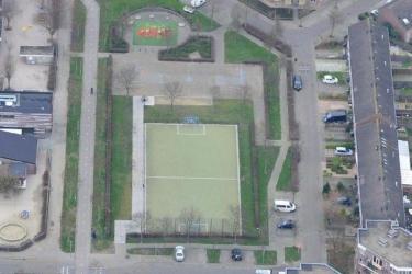 Kunstgrasveld Hengmeng T O 92 94